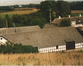 Lindholmgaard, stuehus
