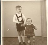 Jørgen og Birgit 1946