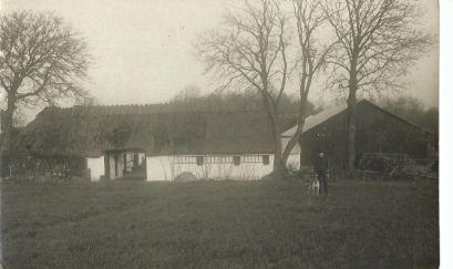 Verner ved gård i Paarup